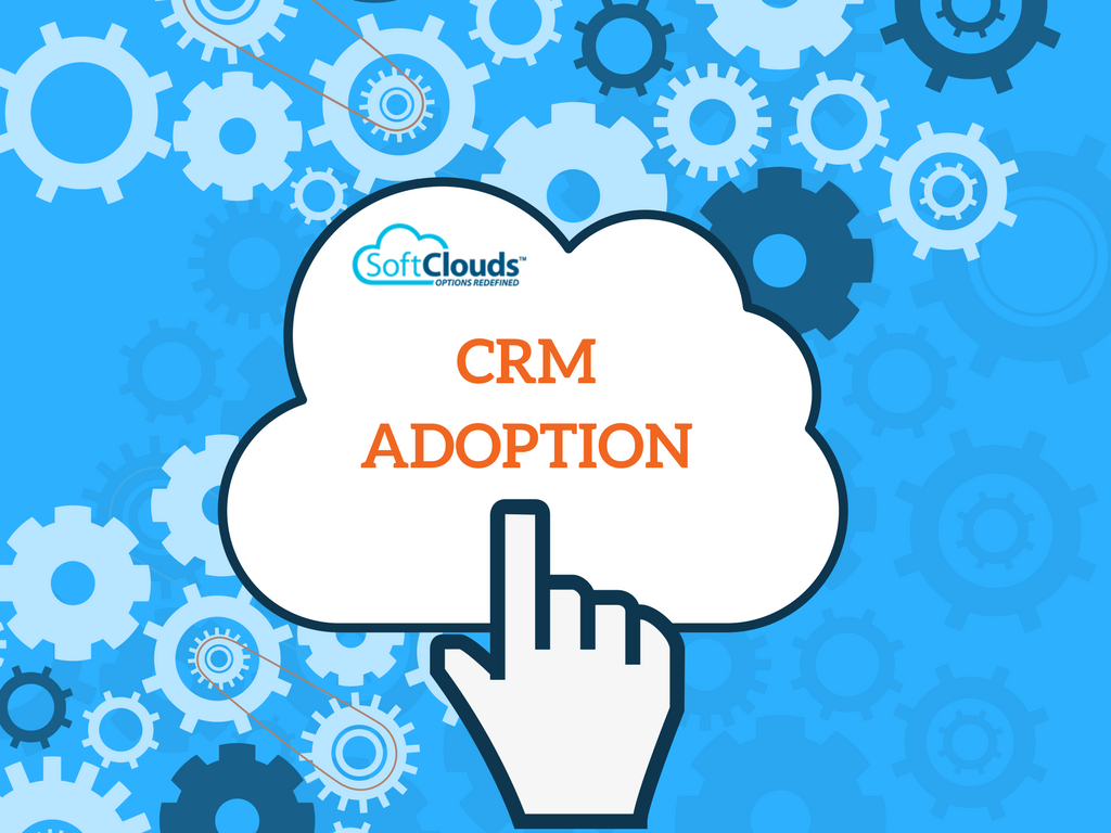The challenge with low CRM adoption