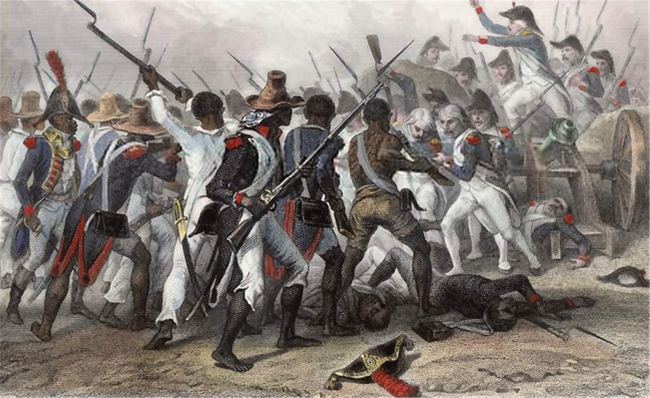 napoleon's influence on haitian revolution The haitian revolution is known as the only successful slave revolution in history in 1791, the enslaved africans in the french colony of st domingue rose and fought french royalists, a british expeditionary force and finally napoleon's troops to gain their freedom.