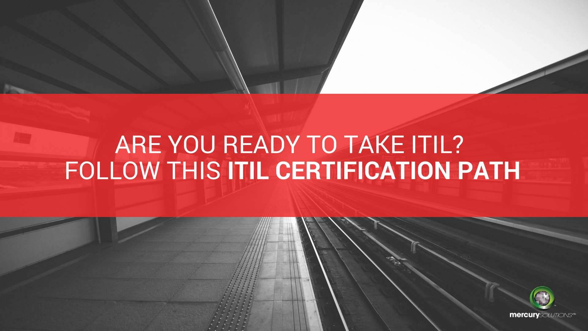 Are You Ready To Take Itil Follow This Itil Certification Path