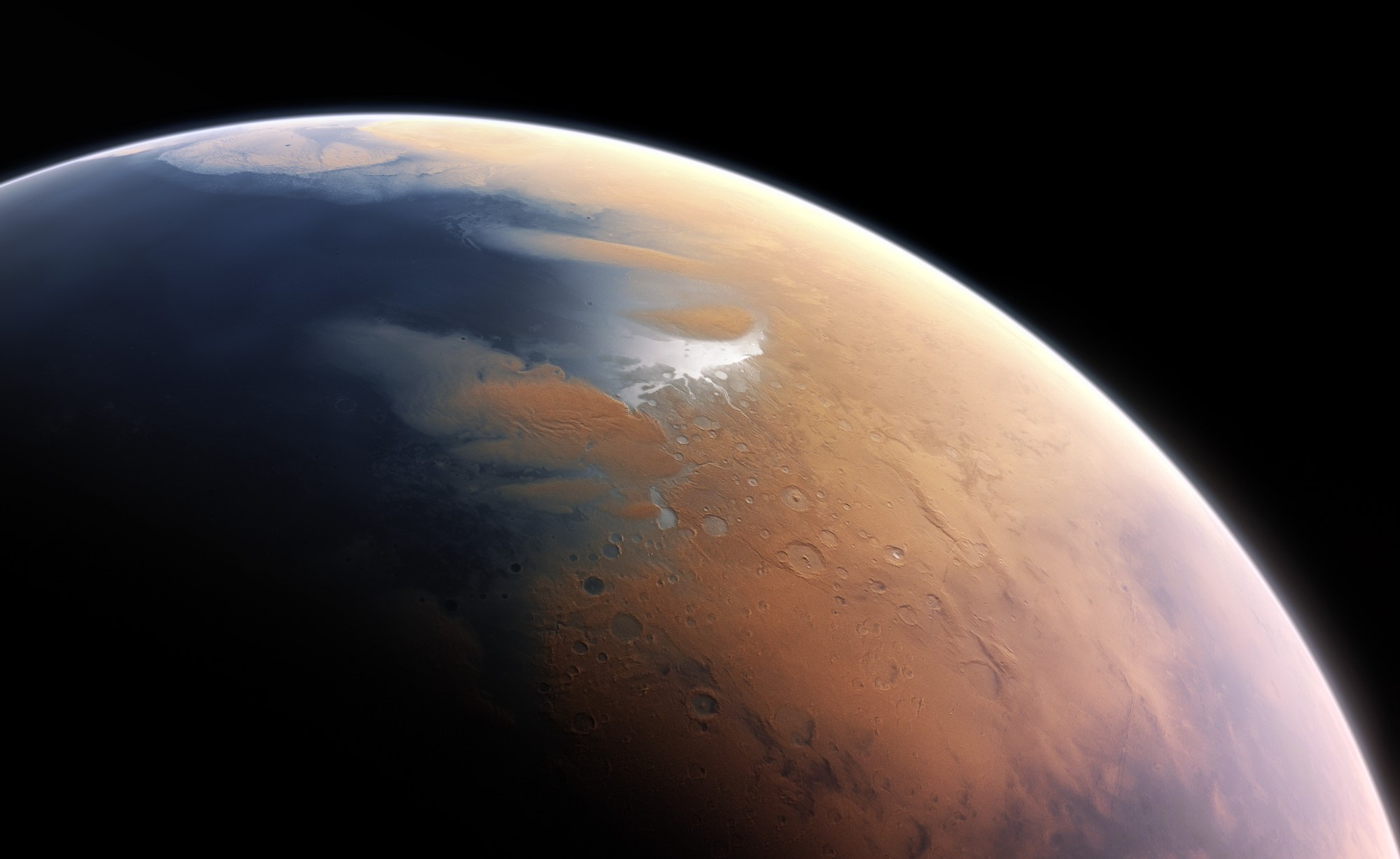 Mars through the eyes of TGO 61