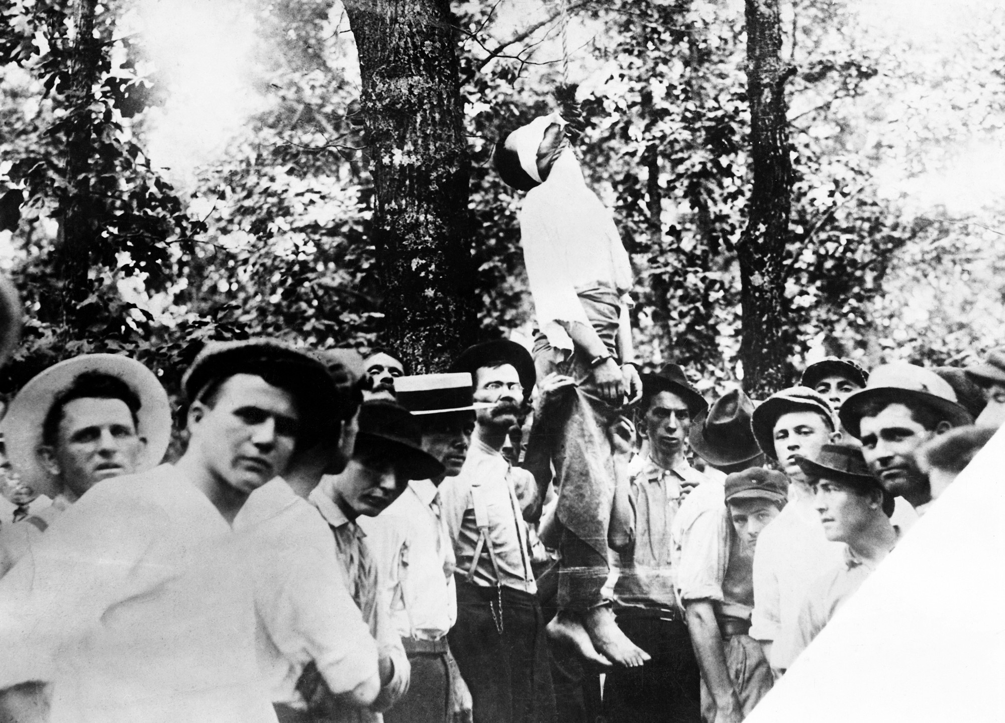 When a Jewish man was lynched for murdering a little girl, the Klan was reborn
