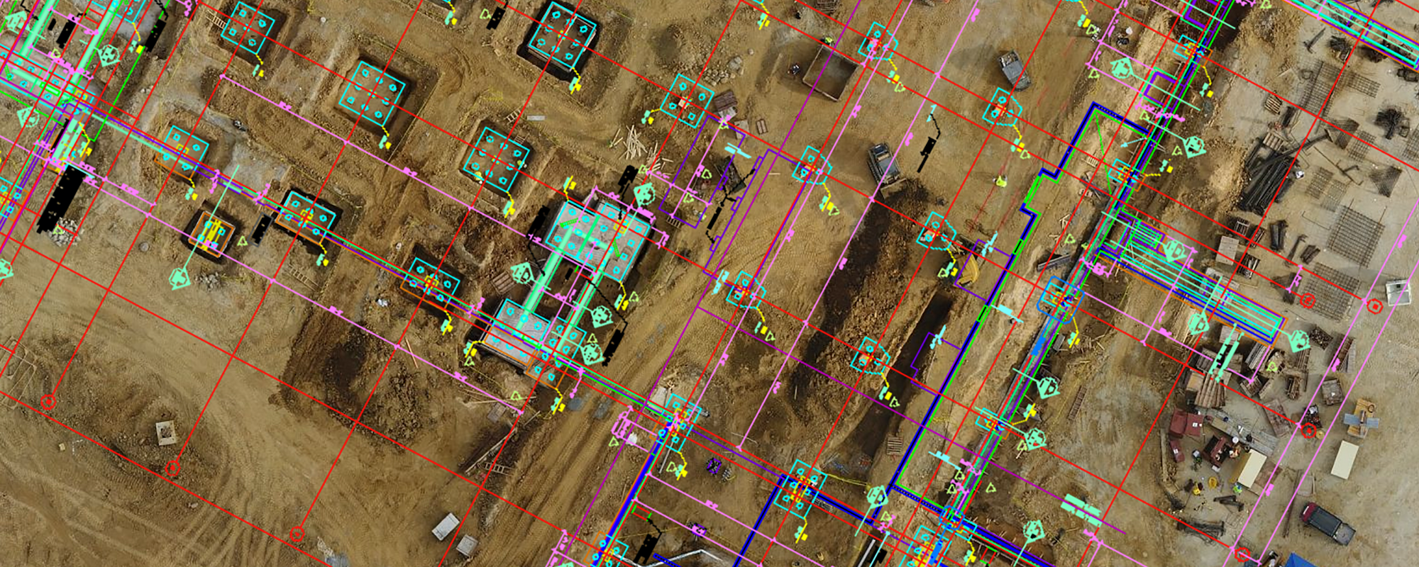 Compare Design Plans And Drone Maps With New Overlay Tool - Drone mapping software free