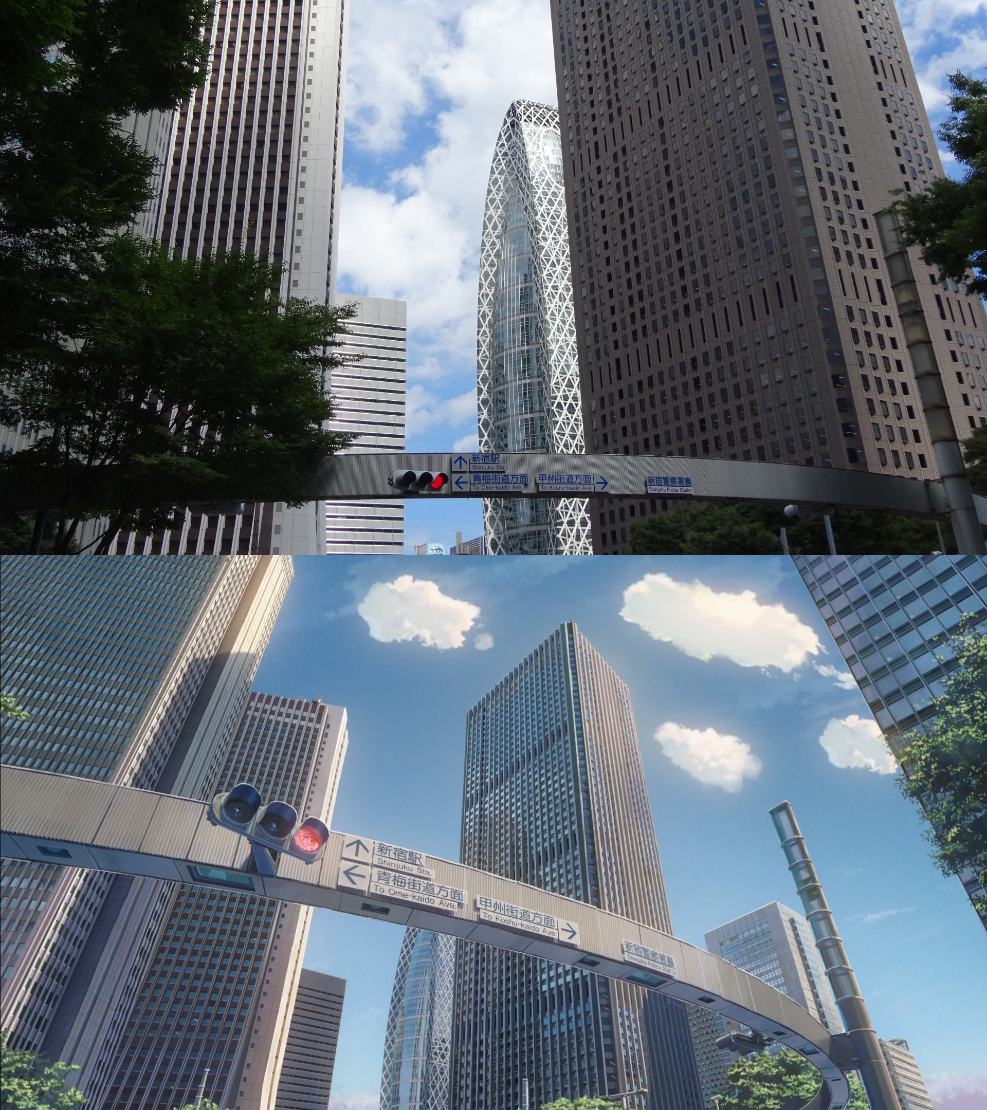 I Visited Real Life Locations From Kimi No Na Wa Seichi Junrei