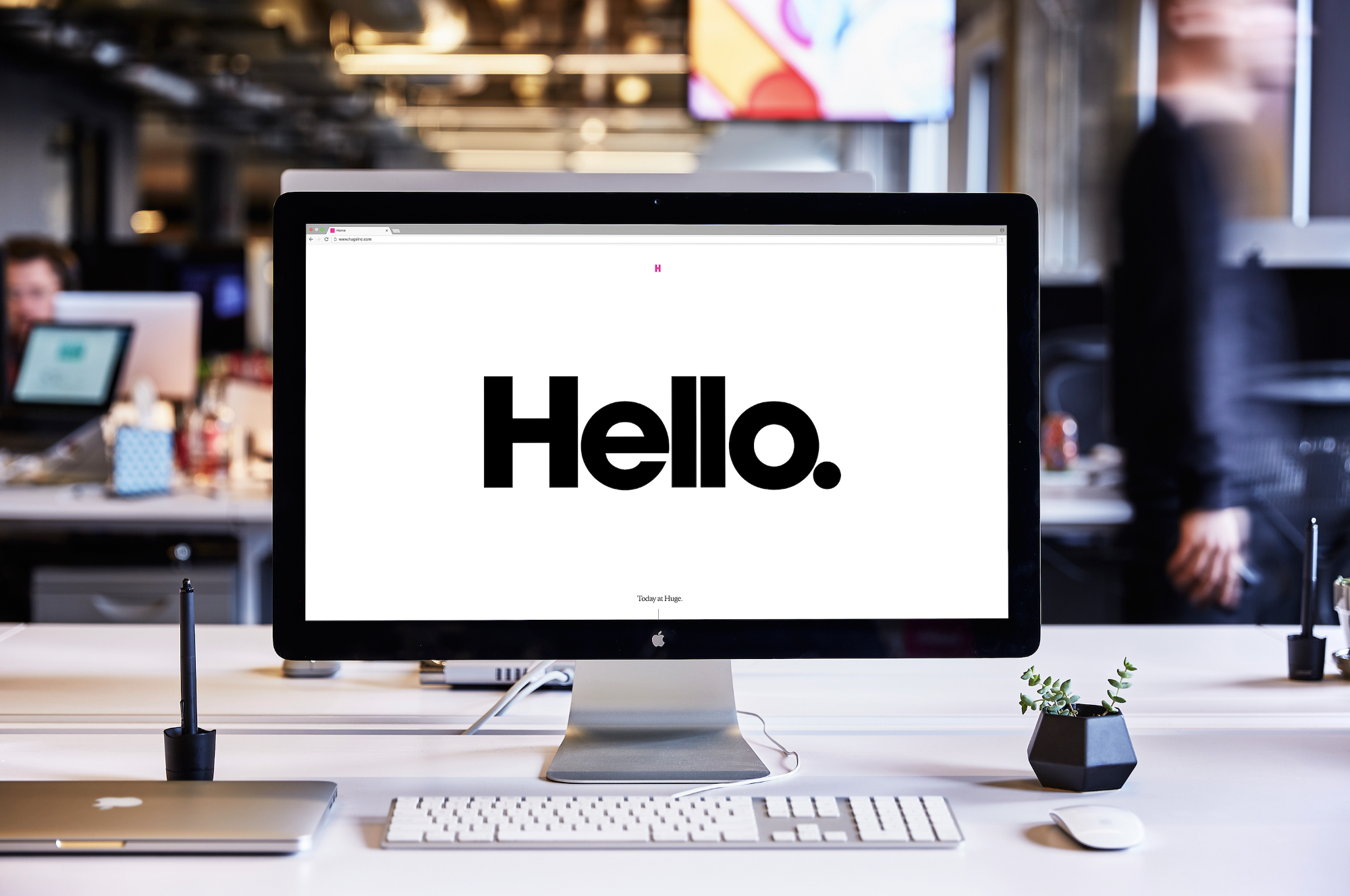 Huge Launches Its Newly Redesigned Website