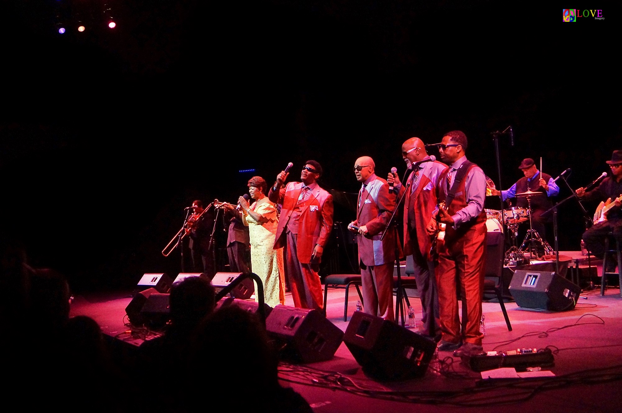 Irma Thomas The Blind Boys of Alabama and the Preservation Hall