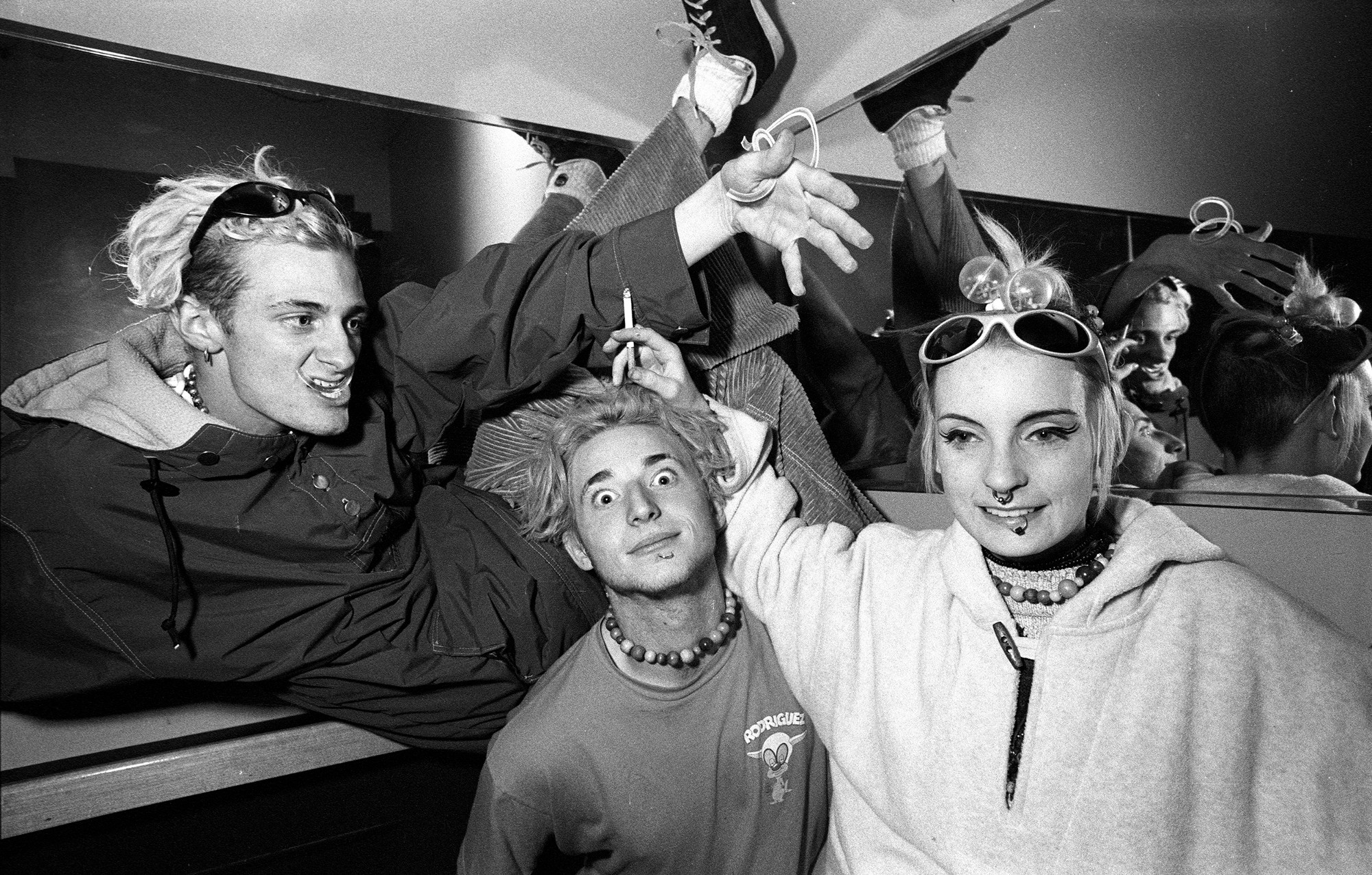 photos: rave culture's golden era was all about 'peace, love, unity