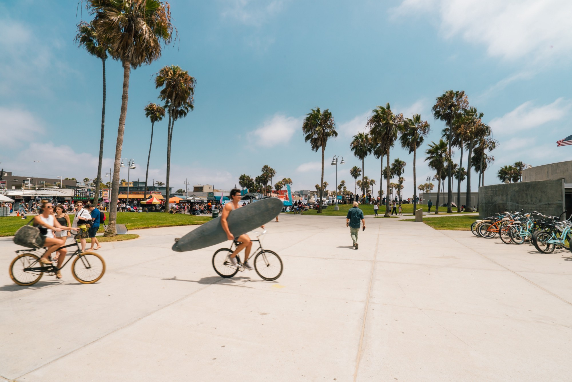 There S Not Really Anywhere That Like Venice Beach Undeniably Gorgeous Gritty Artistic And Creative It Easily One Of Our Favorite Neighborhoods In