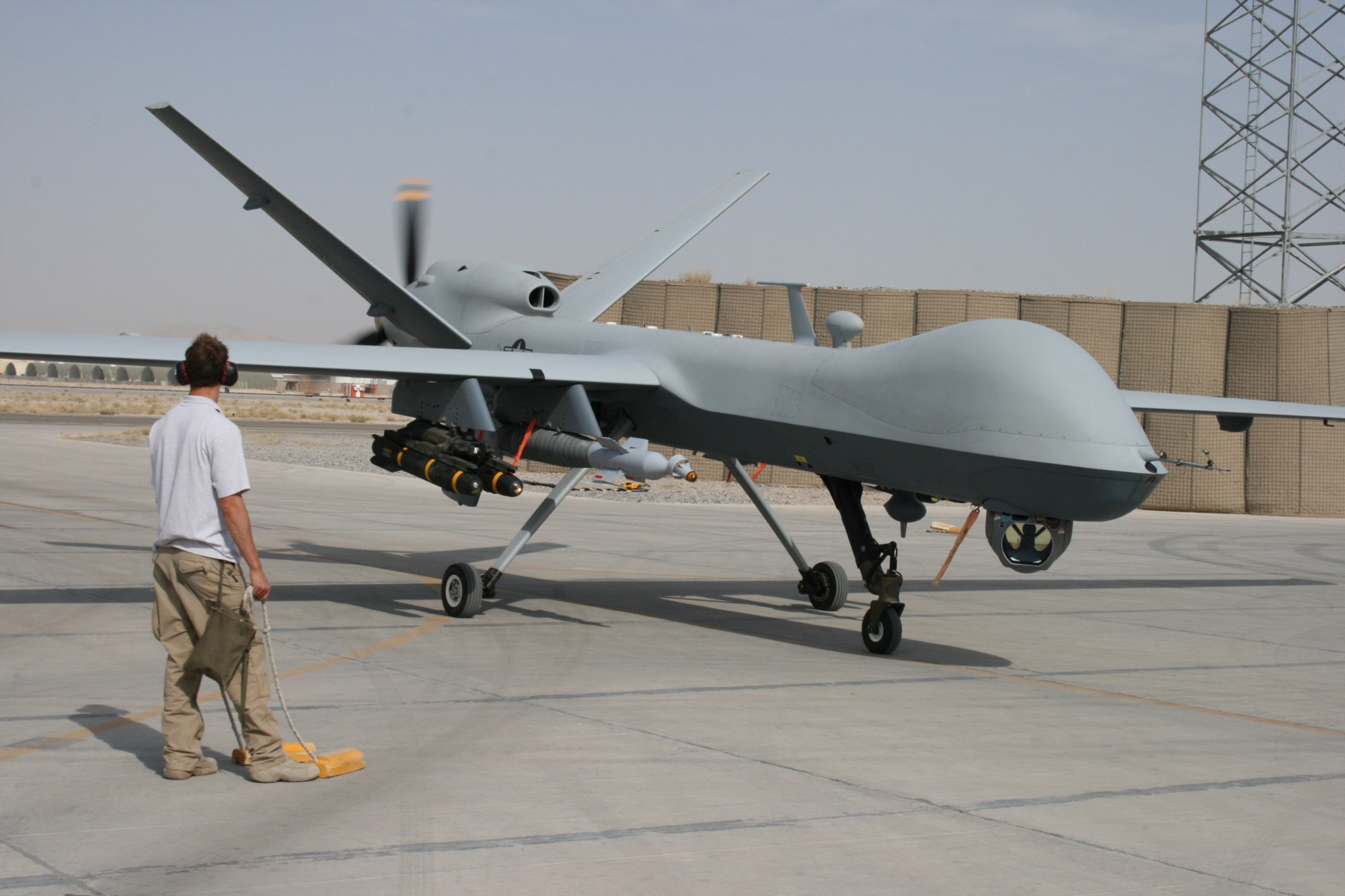 Air Force Drone Crews Got So Demoralized That They Booed Their Commander