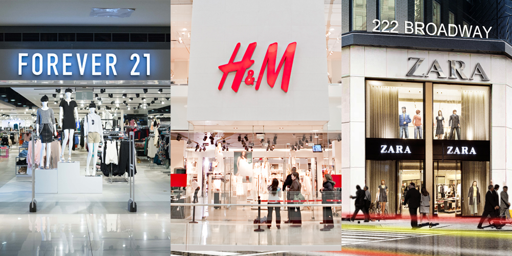 h m vs zara Internationalization process of fast fashion retailers: evidence of h&m and zara ziying mo1 1 school of business, macau university of science and technology,.