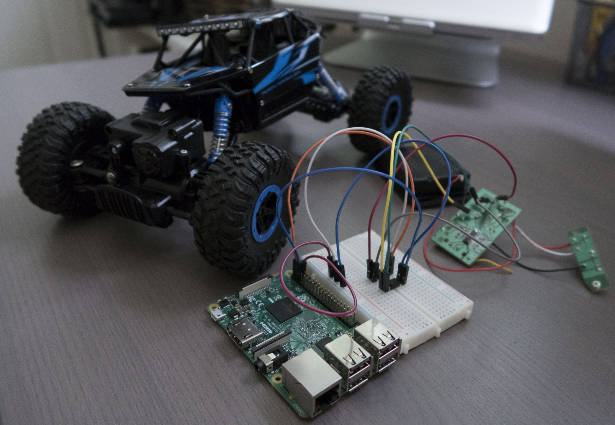 Building A Chatbot Controlled Car With Raspberry Pi And Remote Control Circuit Boardbuy Cheap Board
