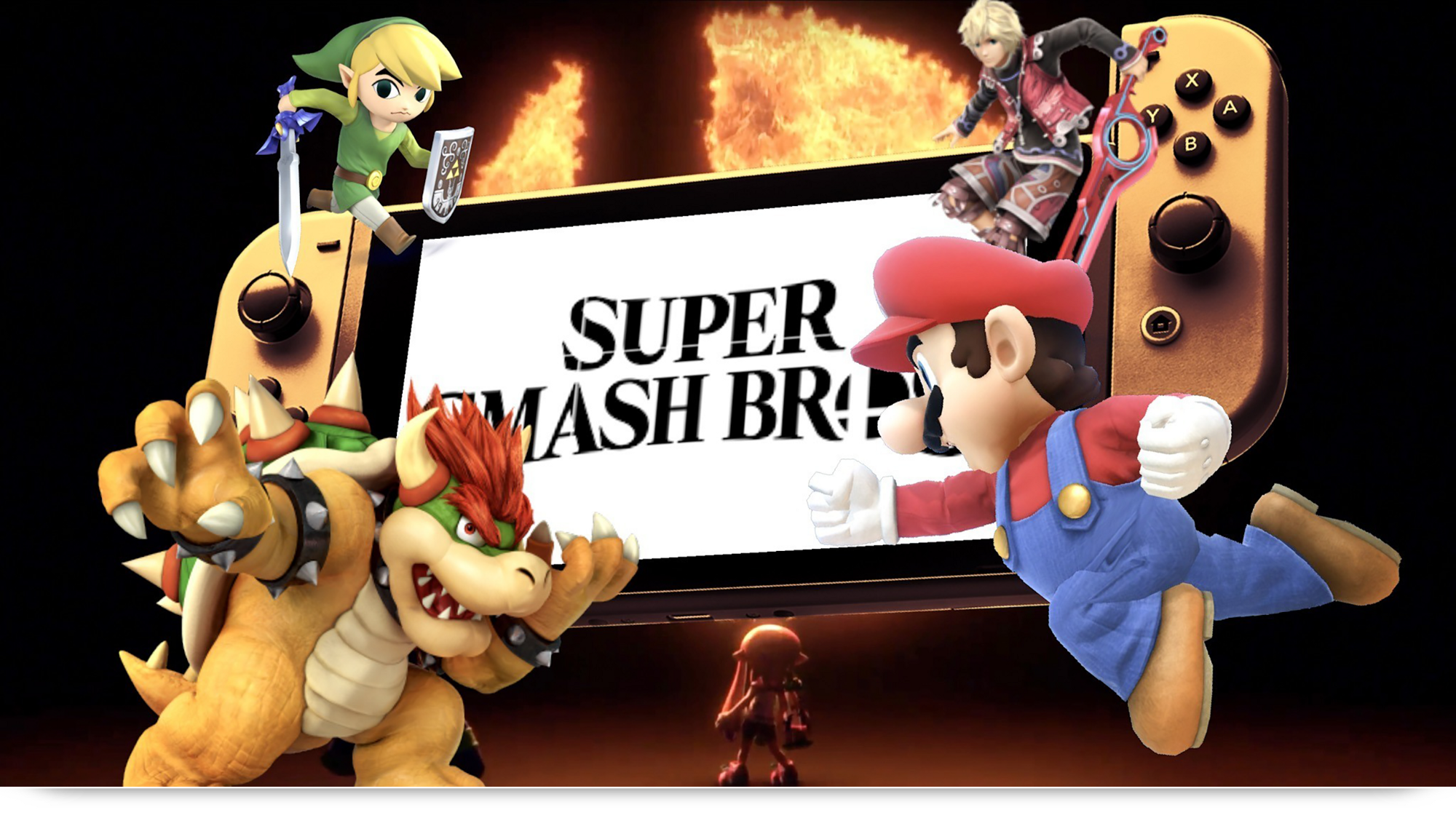 some more potential new super smash bros characters