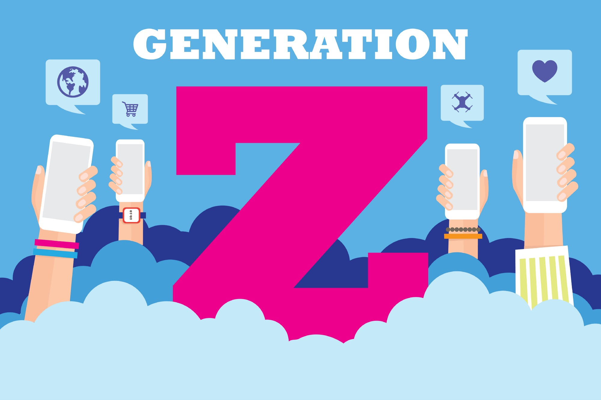 generation z Accidental causes would get you around the 500 year mark at the current rate of  accidental deaths if we cured heart disease and cancer, we'll.