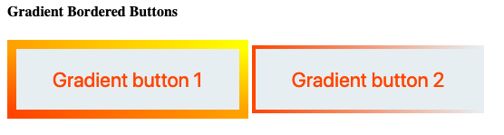 Gradient button 2