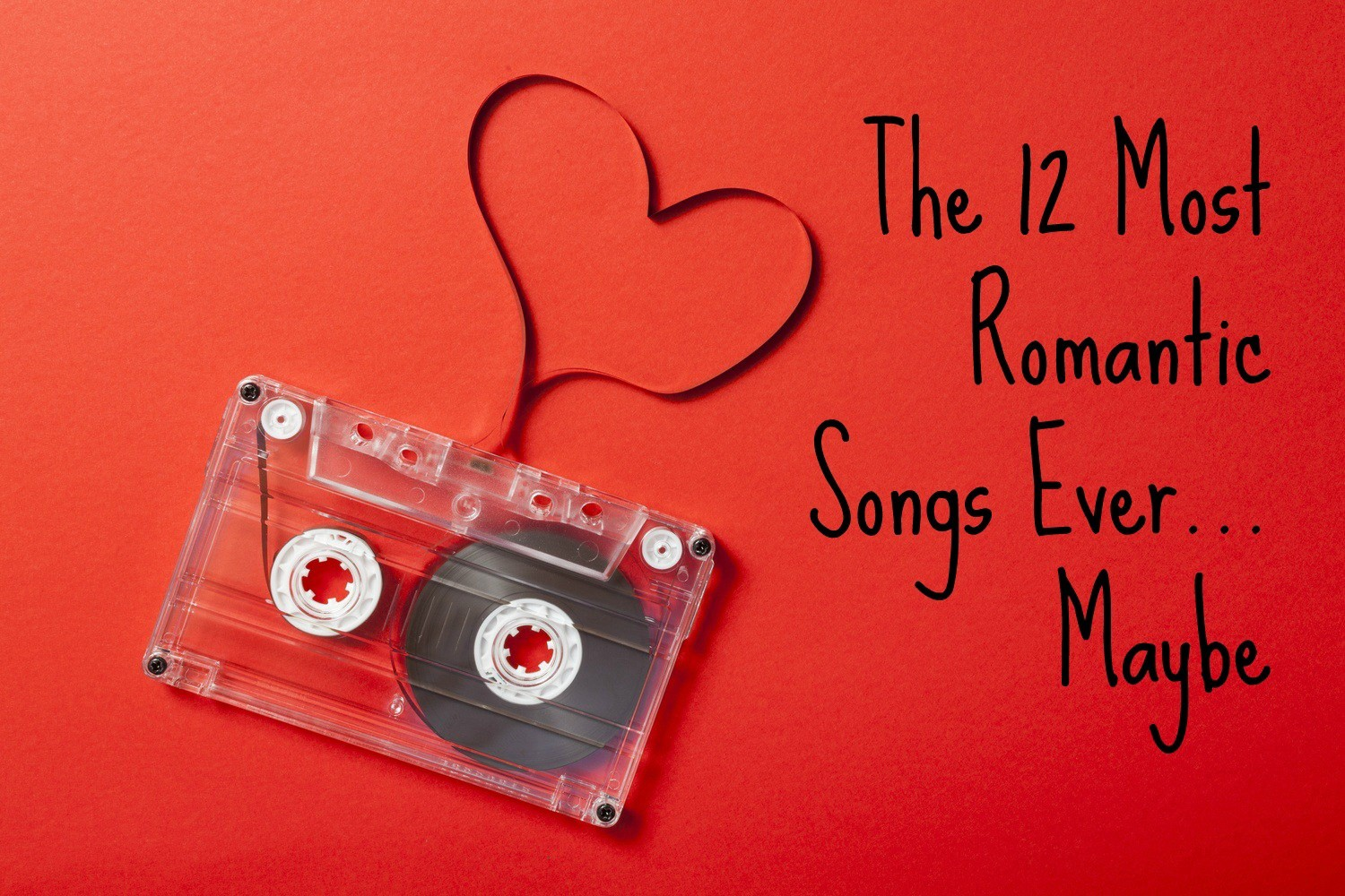 List of all romantic songs