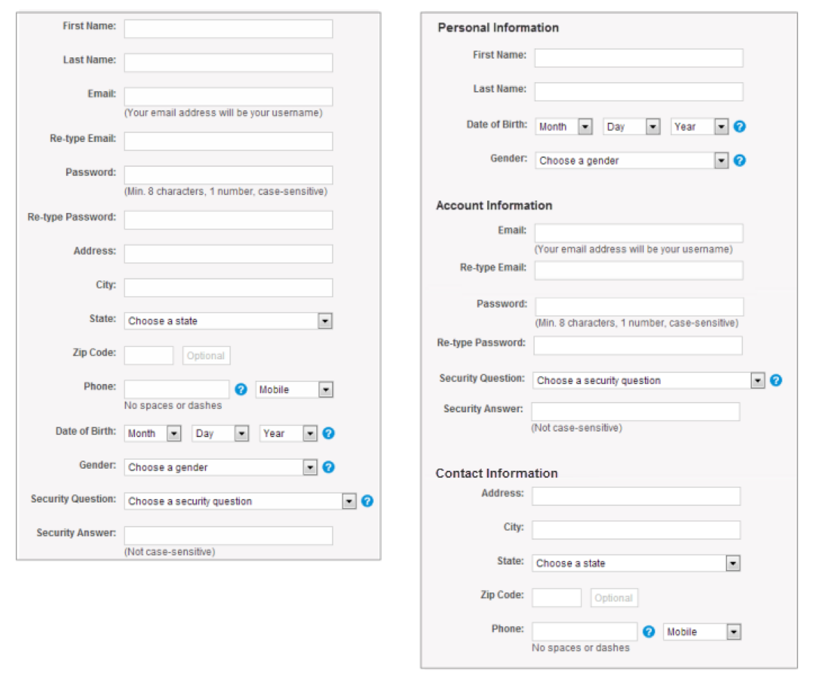use these top 10 tips when you design for forms prototypr