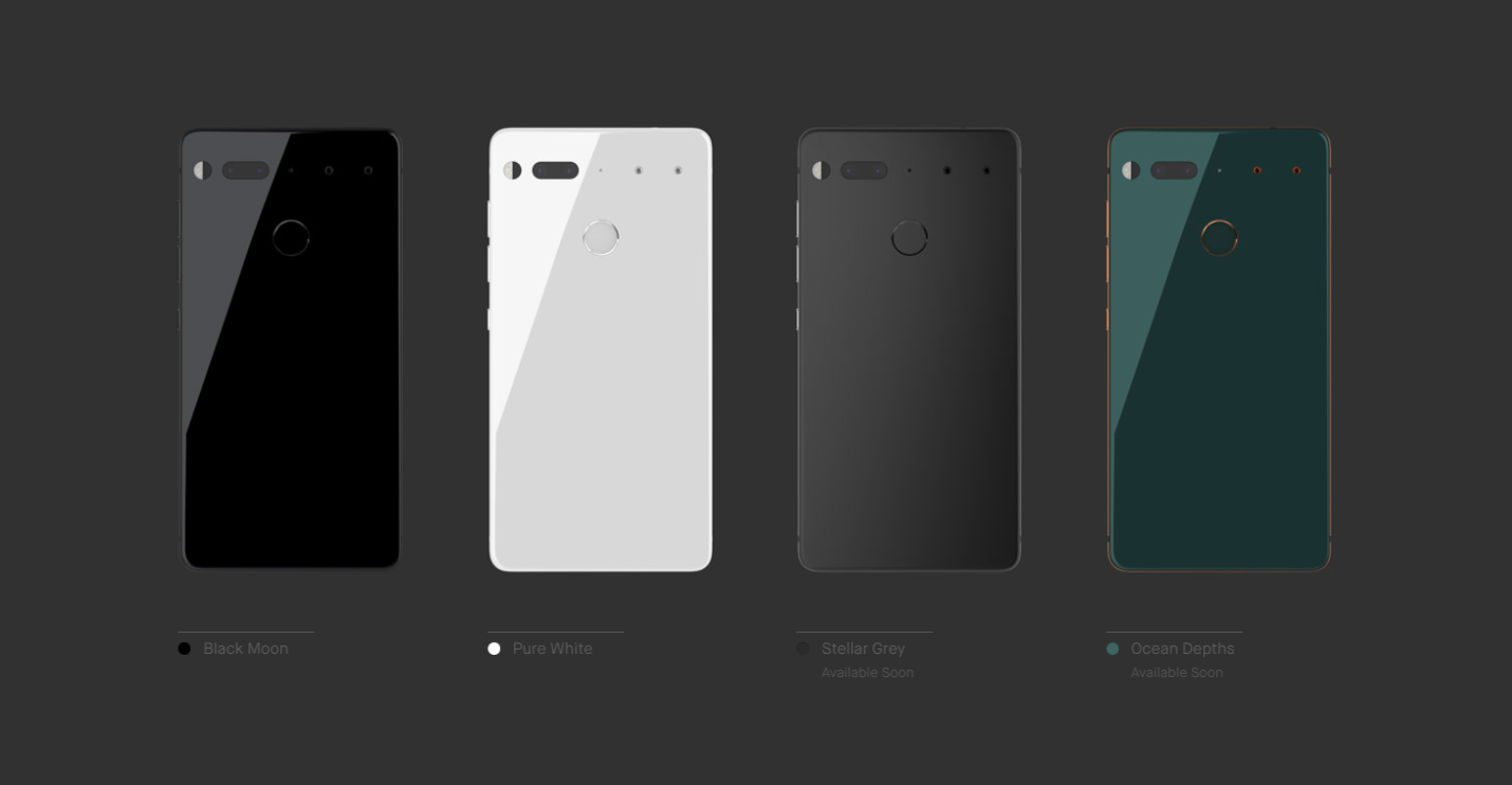 The Most Beautiful Minimalist Android Phone Ever Made