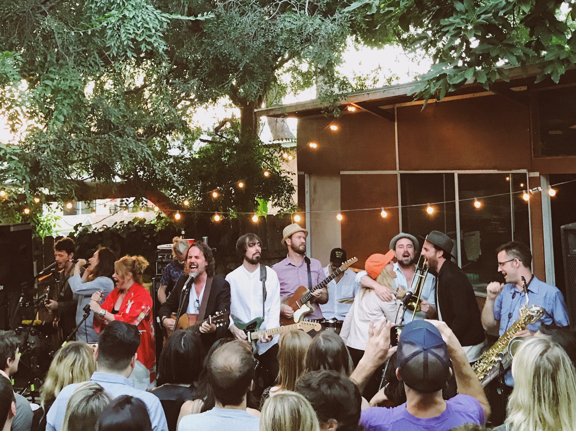Seeing Broken Social Scene Play A Backyard Party Was Everything