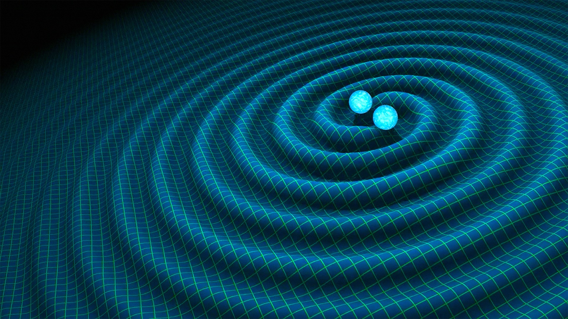 Wtf universe the fabric of your space time is rippling for What is the space time fabric