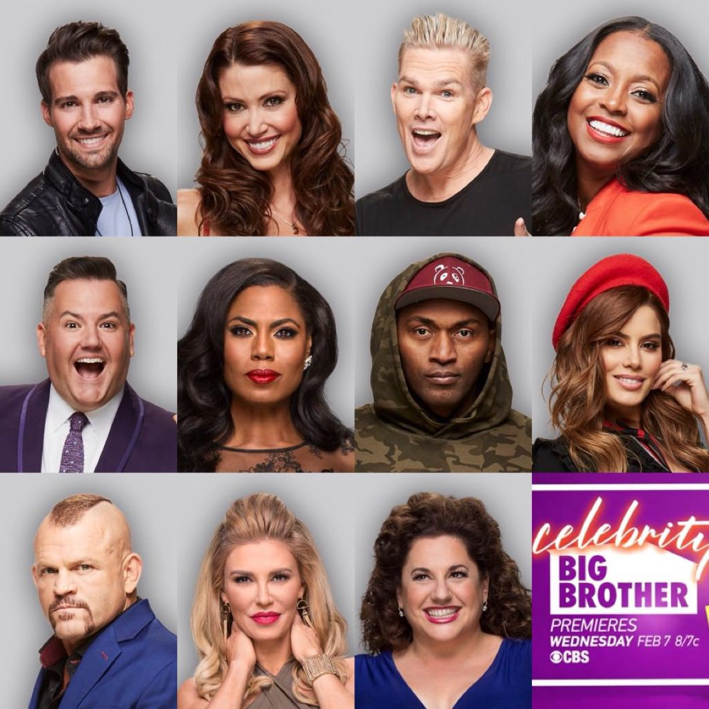 Celebrity Big Brother (TV Series 2018– ) - IMDb