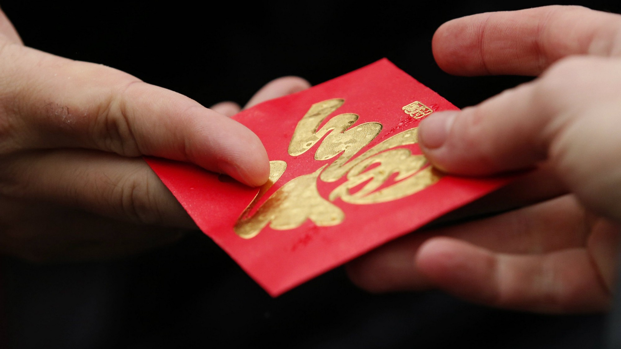 Gifting Hongbao A Red Packet Of Lucky Money The Traditional Way Credit Reuters