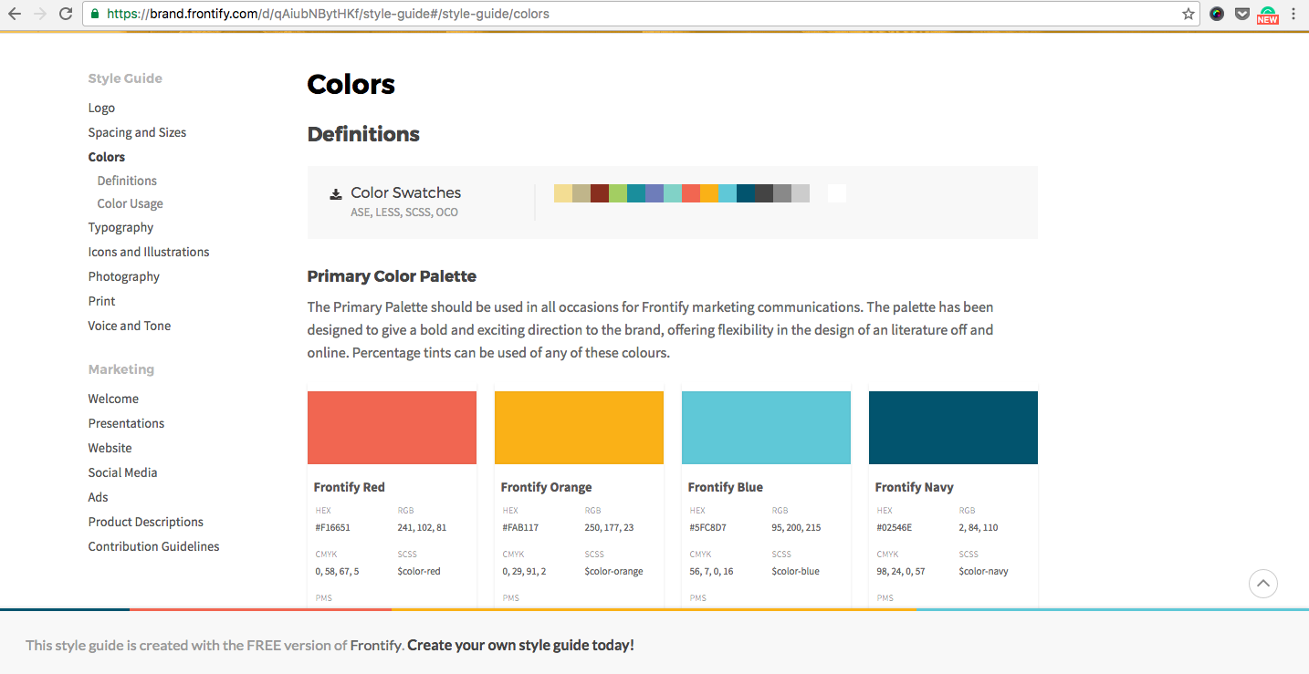 Your Closet Is Your Personal Design Style Guide Ux Collective