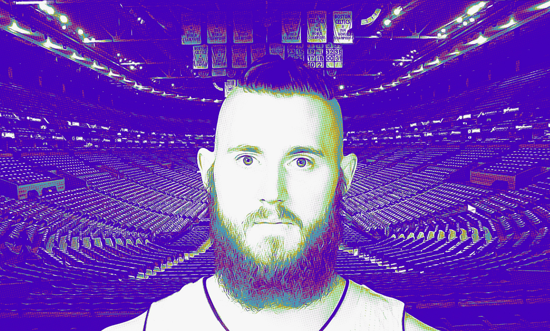 Celtics to Sign Free Agent Aron Baynes