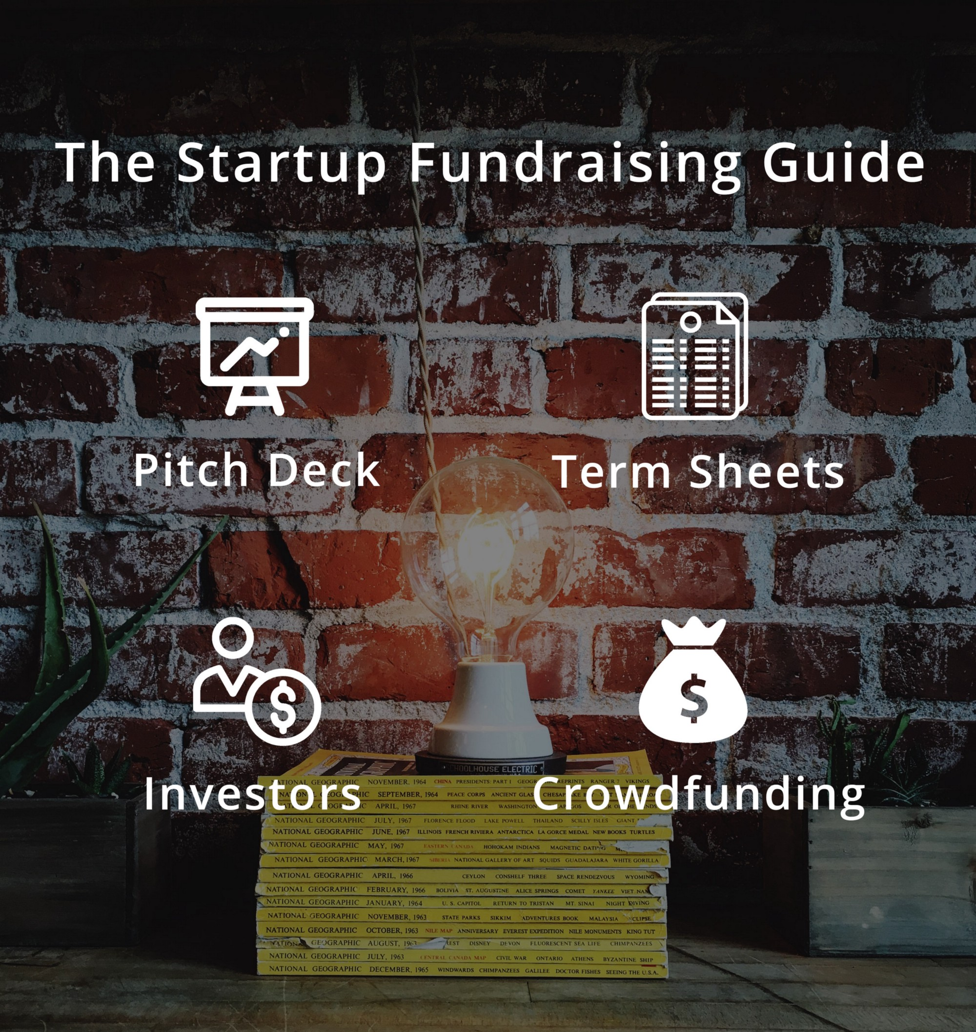 the all in one startup funding guide startup grind medium
