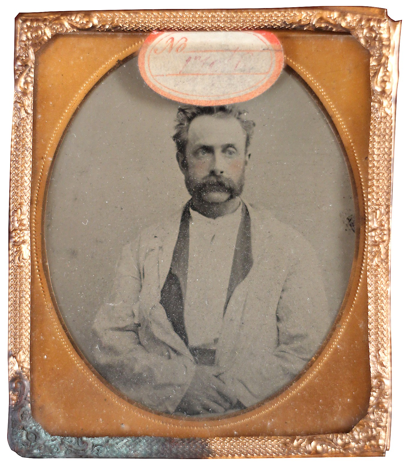 The vintage mugshots of shoplifters bank robbers and murderers from - John Ellies Was Accused Of Stealing Horses In September 1866 Missouri History Museum Press