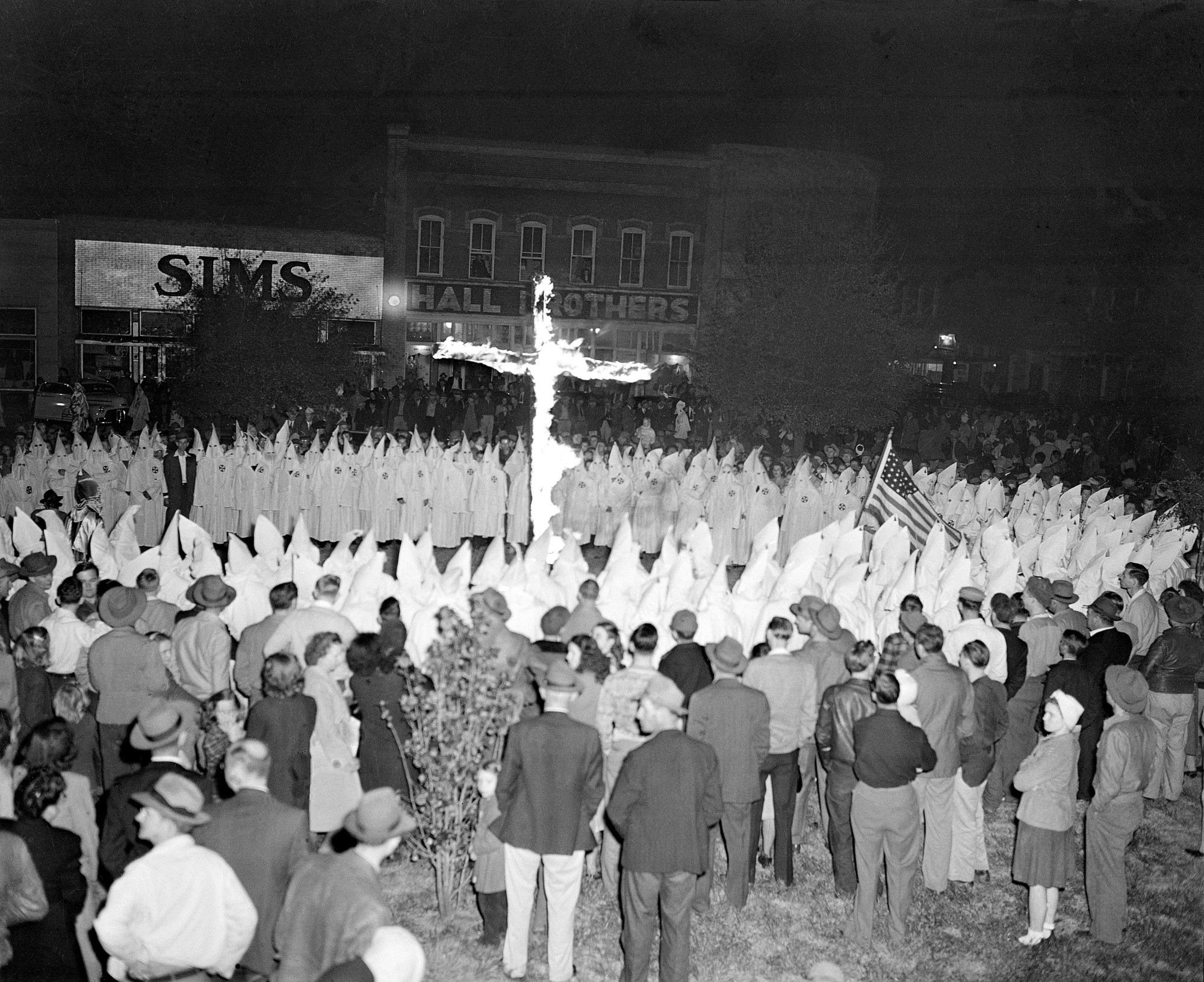 why i quit the klan Klux klan he is fifty-three years old my father worked in a textile mill in durham  he died at forty-eight years old it was probably from cotton dust back then, we.