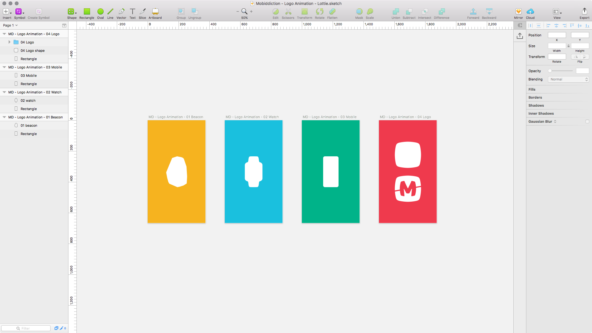 Native app animations in Xcode using Sketch, After Effects and ...