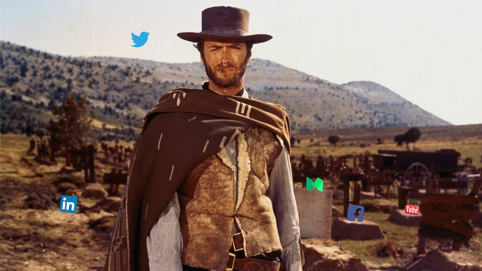 Social media re-branding—the good, the bad and the ugly