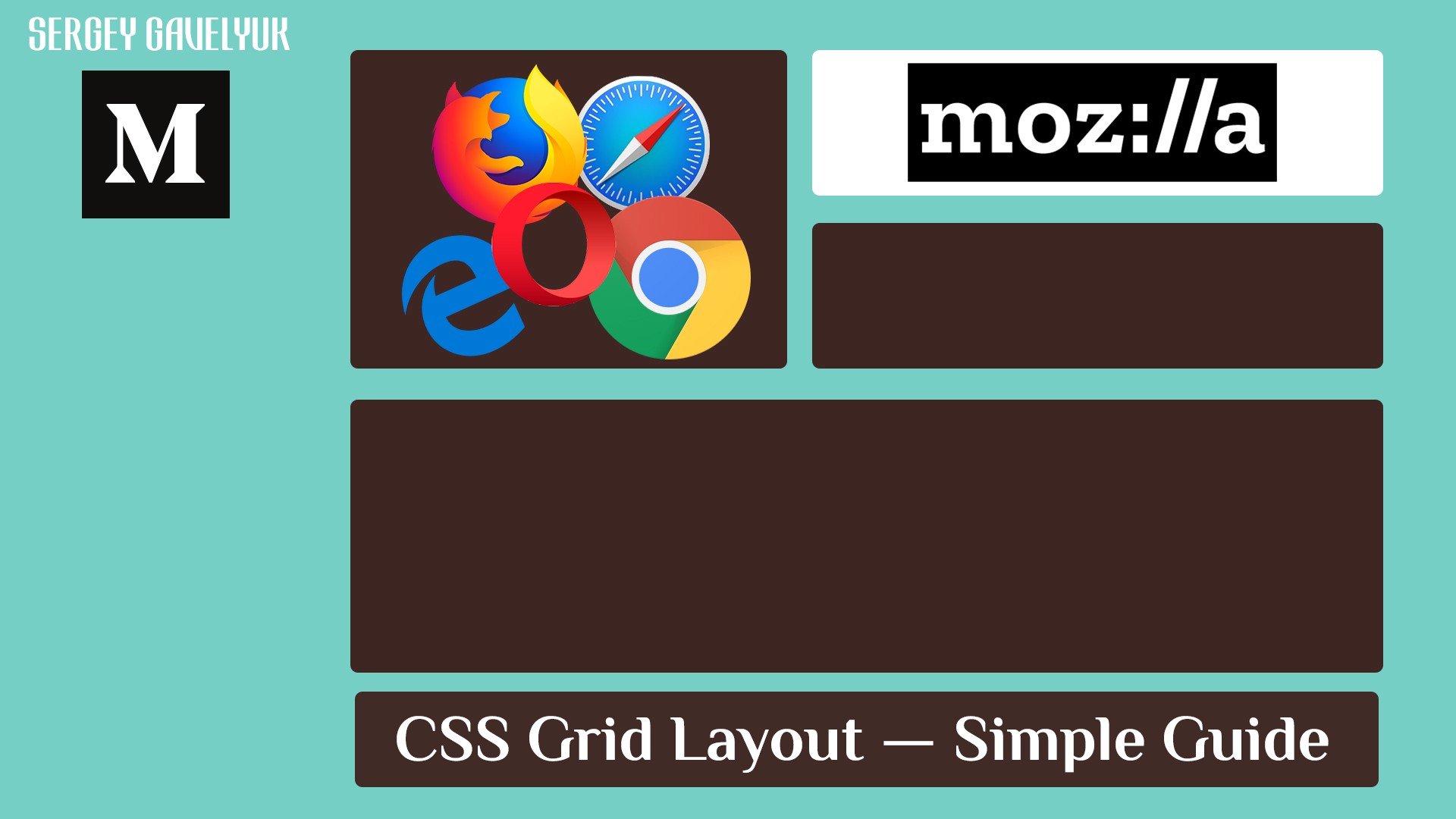 Css Grid Layout Simple Guide Codeburst