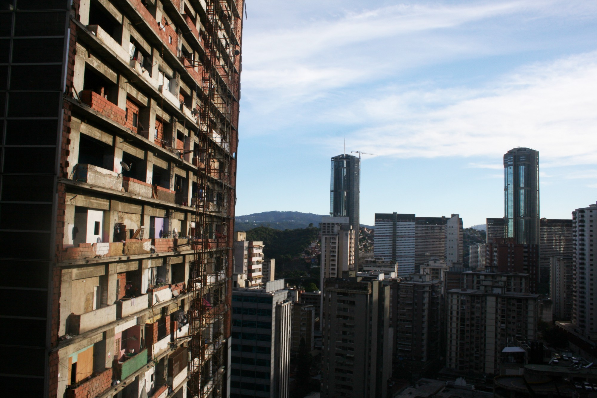 jj amaworo wilson brings magical realism to caracas tower of david