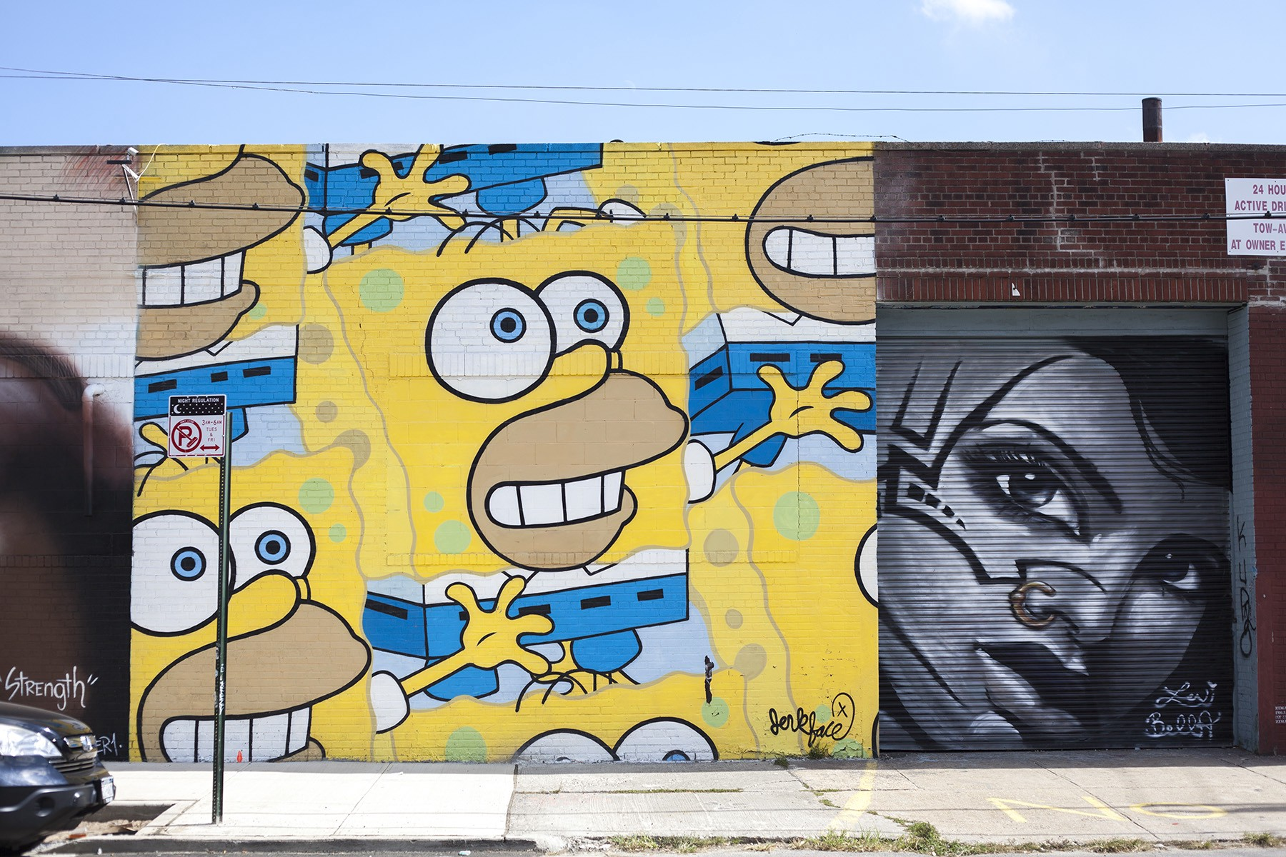 The Fine Art of The Bushwick Collective Lives on the Streets