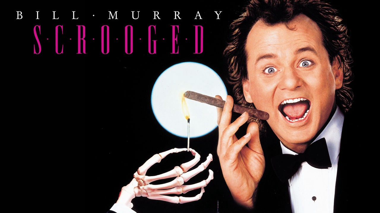 SCROOGED: One of the Best Christmas Movies Celebrates 30 Years [Blu ...