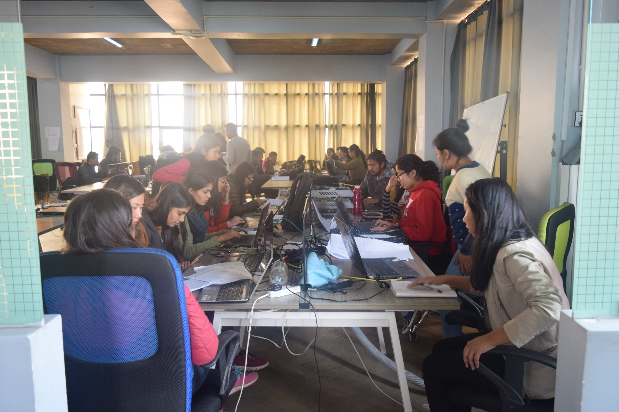 German Development Cooperation Leapfrog Technology Facts Nepal And Open Partnered With CSIT Association Of Women Leaders In