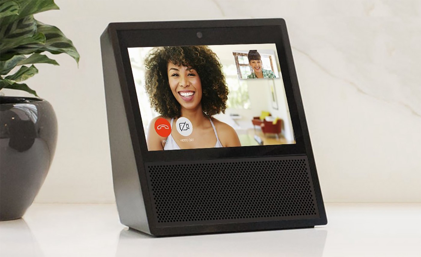 The \'Amazon Echo Show\' Heralds the Dawn of Decentralised Design.