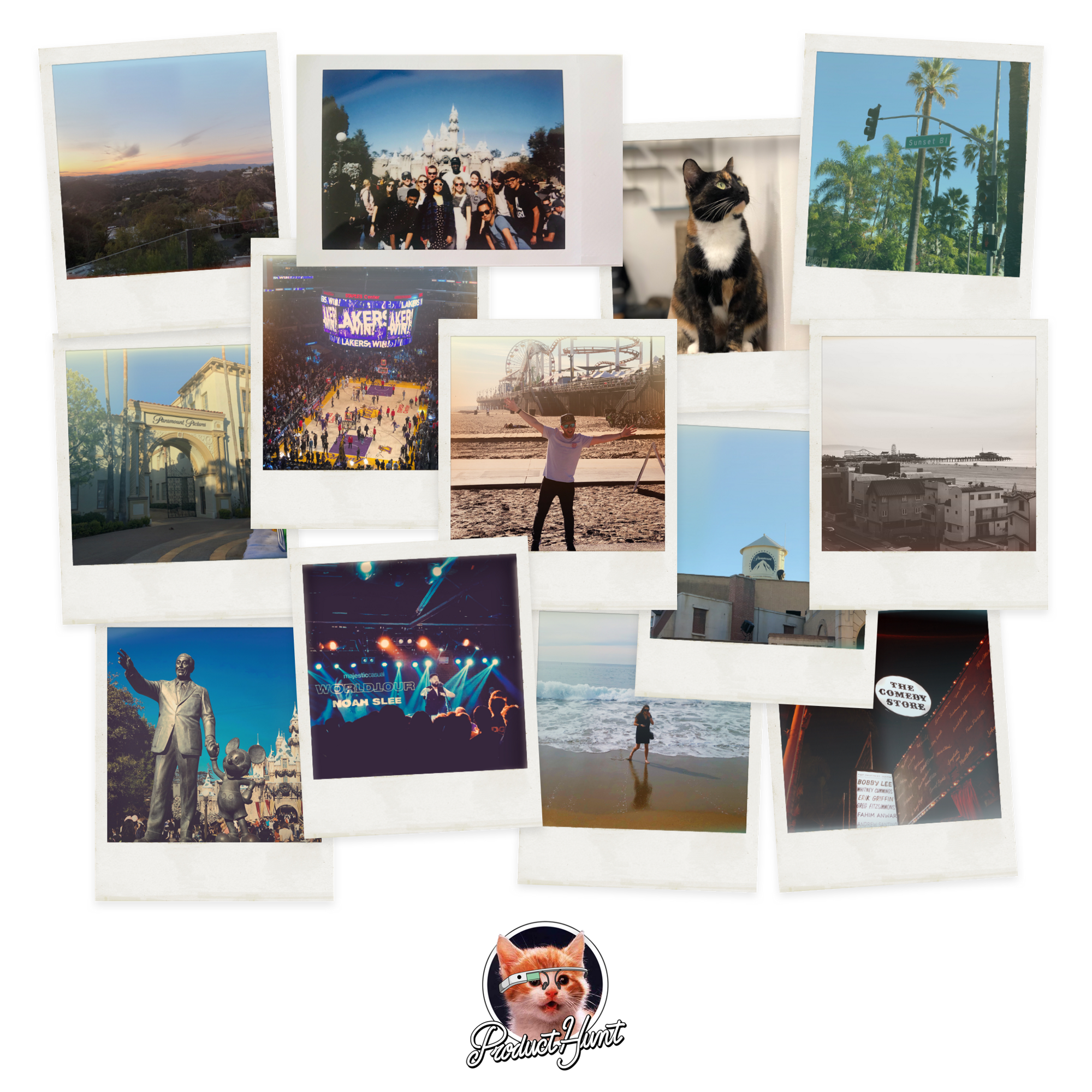 Product Hunt IRL—My first week