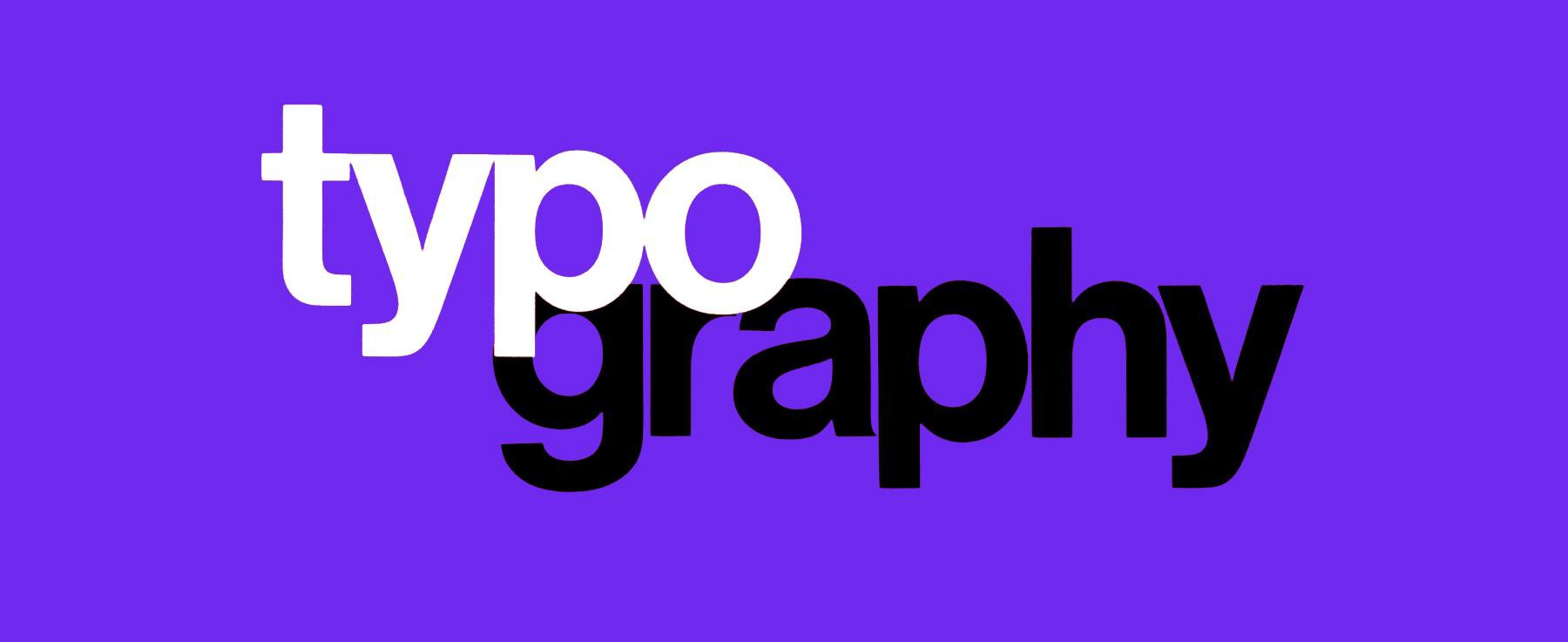 Getting Typography Right in Digital Design