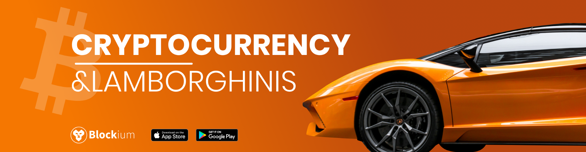 Cryptocurrency Lamborghinis Make Money And Learn To Trade