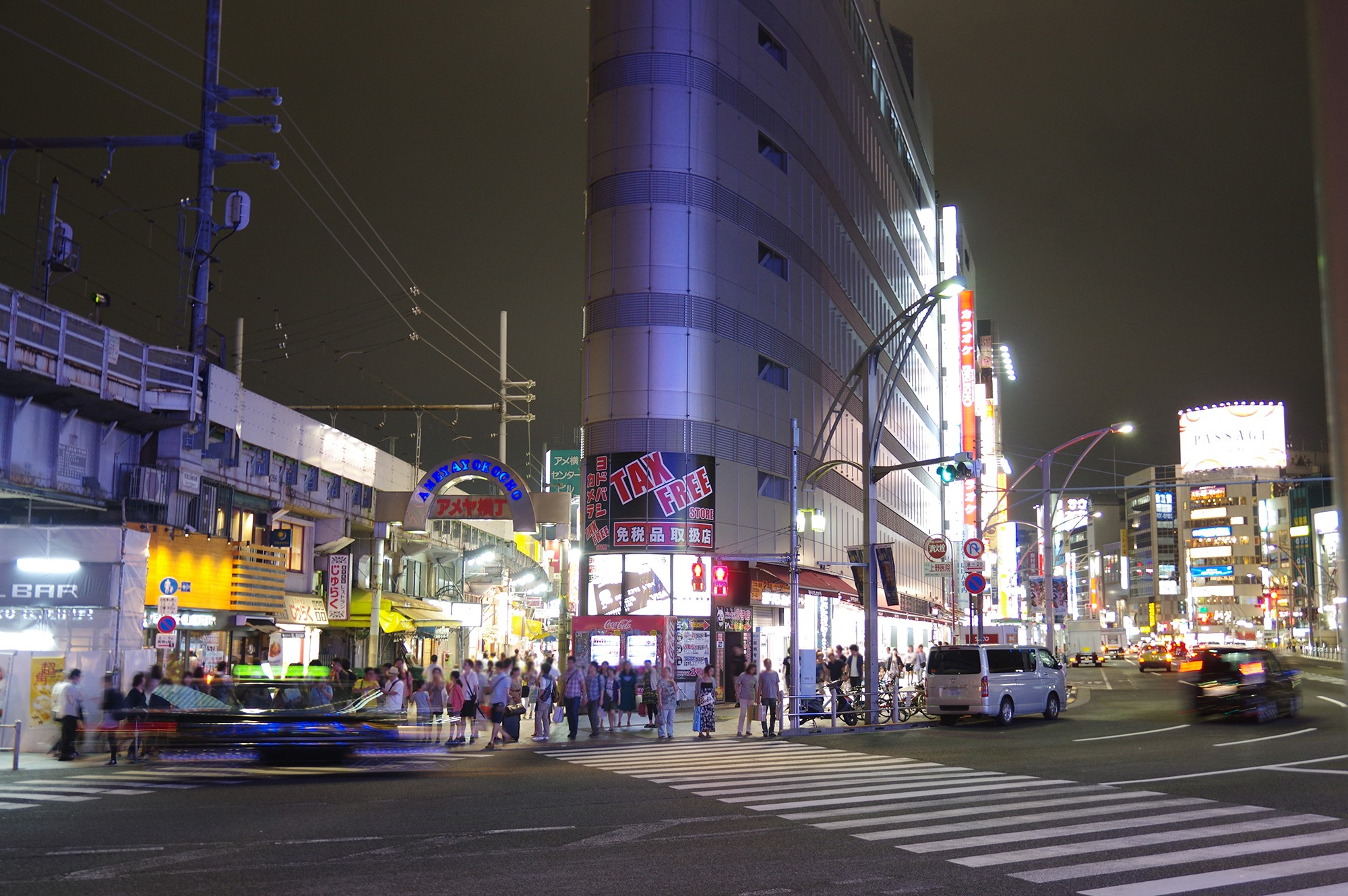 It S A Great Place To Experience Tokyo Local Vibes And Food There Are Numbers Of Long Elished Restaurants Around