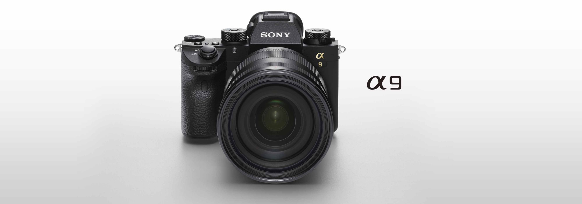 Sony a9 is a 4K mirrorless full-frame camera with touchscreen