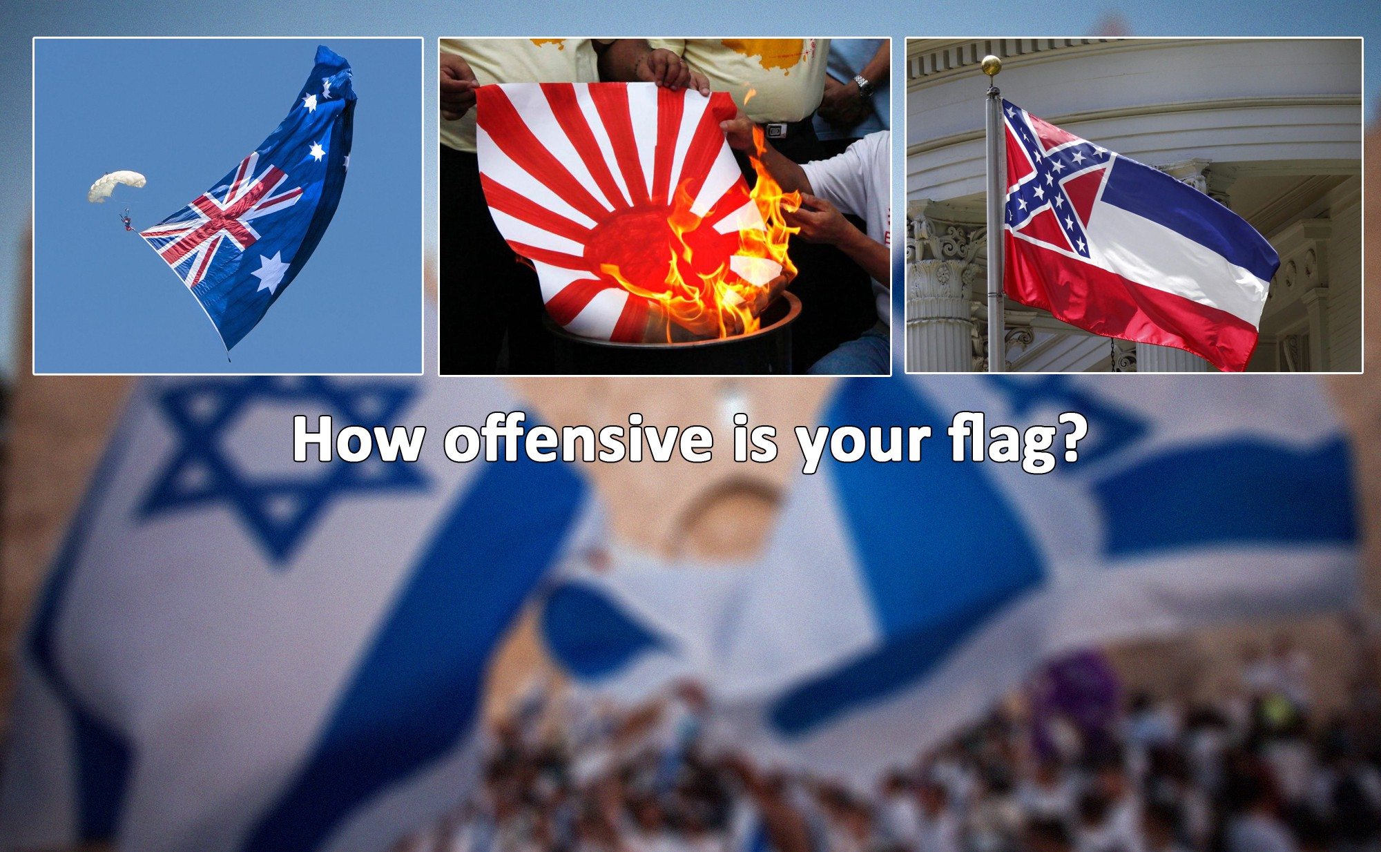 6abf789f1f3 How offensive is your flag  – The Palestine Project – Medium