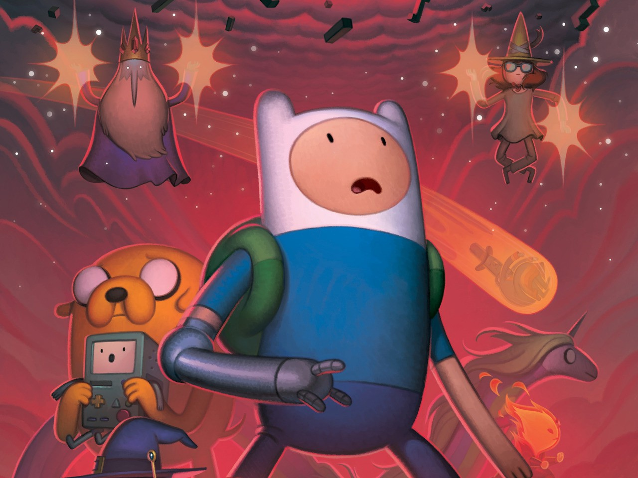 The Powerful Finale Of Adventure Time Considered