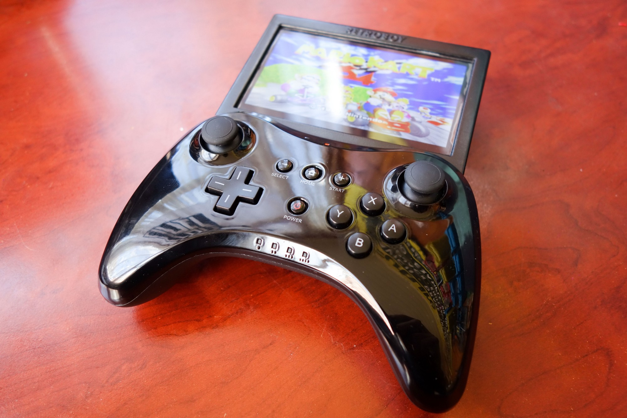 making a portable retro gaming console using a raspberry pi and 3d