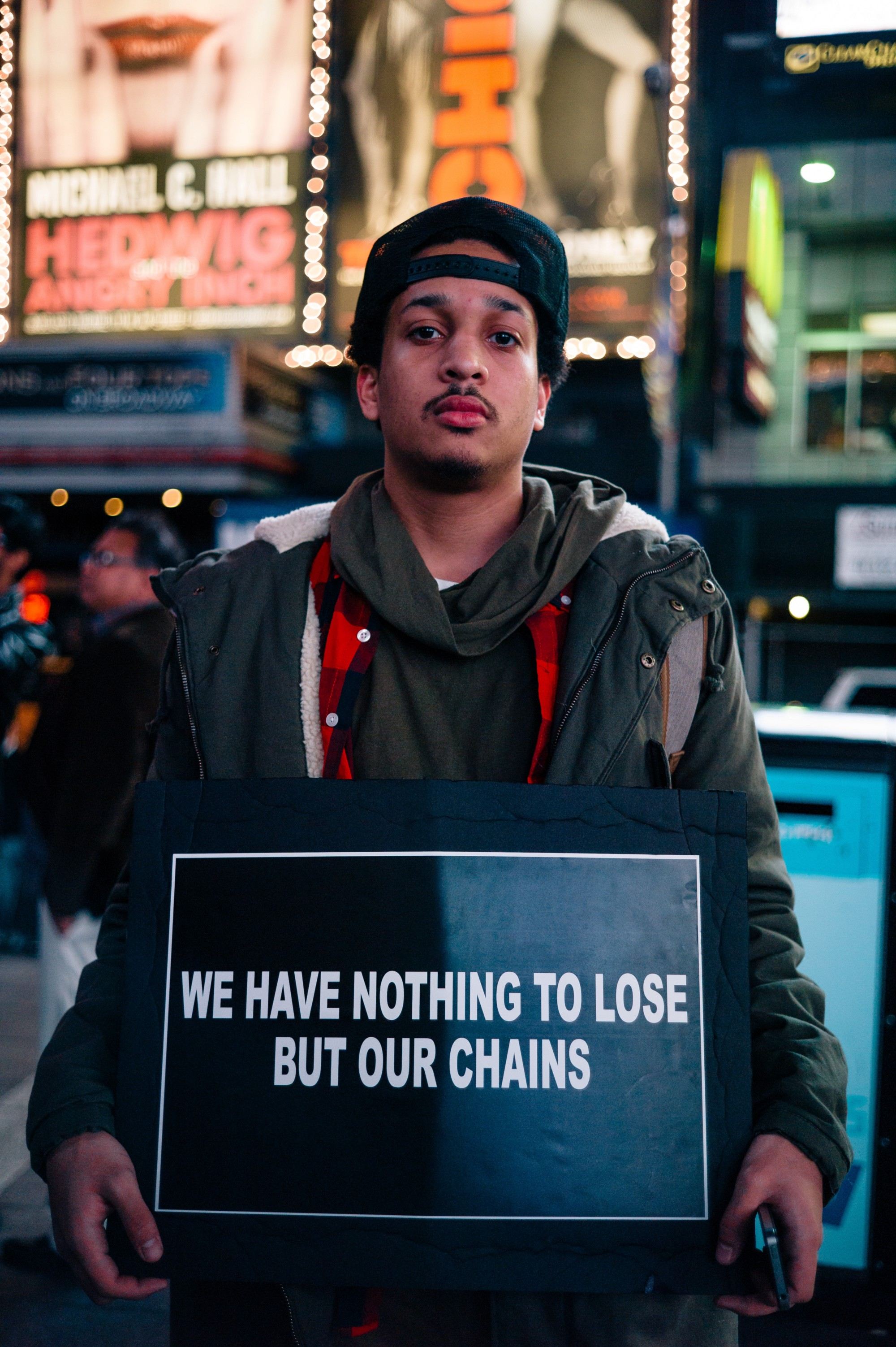 police brutality black lives matter essay Protesters marched again saturday in cities across the nation to decry police brutality after the killing of two african-american men by police this week.