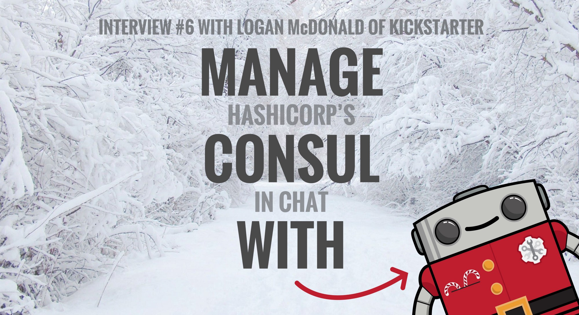 Quick interview 6 building the consul bundle at kickstarter for Hashicorp consul