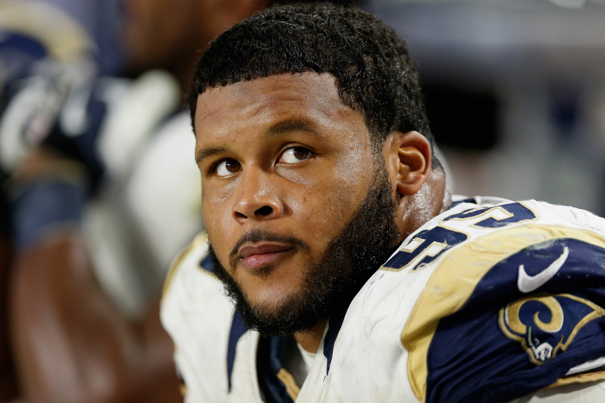 Aaron Donald A No-Show For Start Of Rams Training Camp Friday