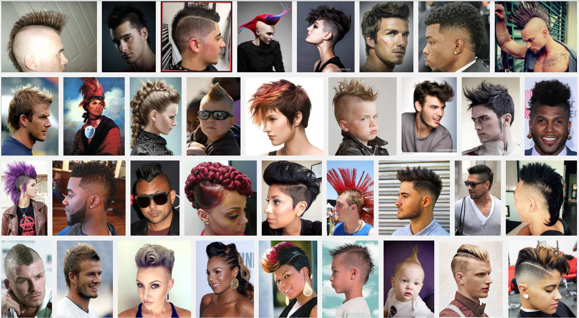 Why We Dont Wear Mohawks Embrace Race Medium