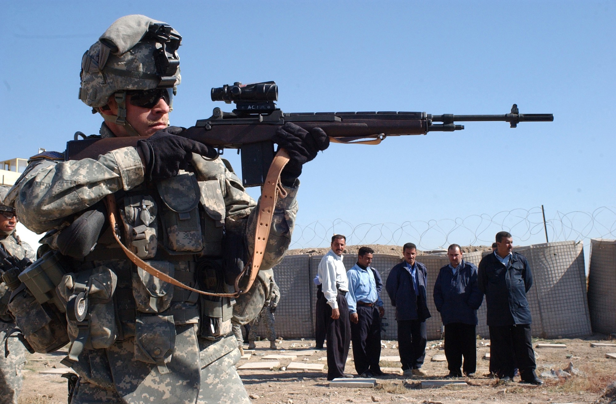 The Rise and Fall and Rise of America's Last Battle Rifle